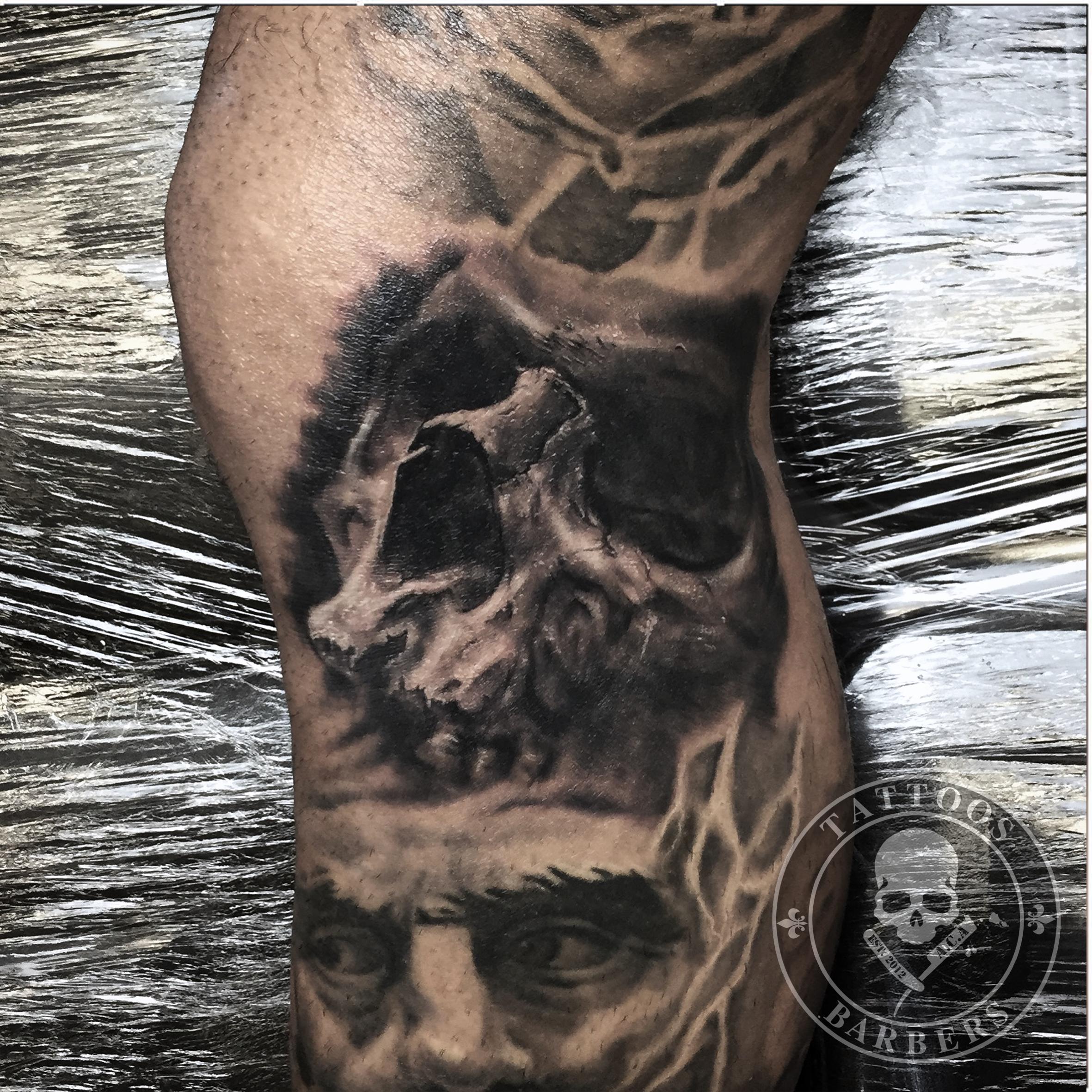 Tattooist & Barbershop in Shop in Croydon